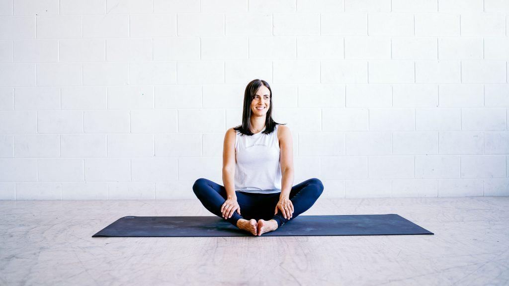 yoga north melbourne - Stephanie Beauverd